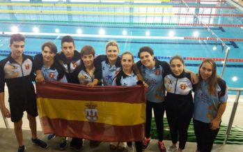 Salvamento Benavente consigue ser campeón de España en tres pruebas