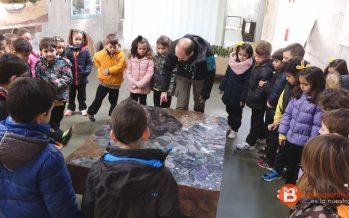 GALERÍA: Visita de los alumnos del Colegio Virgen de la Vega al CIR