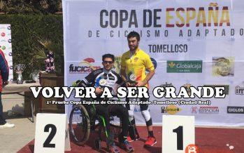 Segundo puesto en el Open de España para un exultante Iván Bragado
