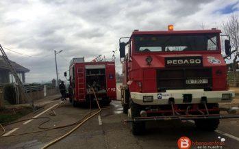 Una anciana muere abrasada mientras quemaba rastrojos en Valdespino