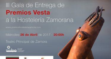 El Ermitaño y Brigecio nominados en los Premios Vesta a la hostelería zamorana