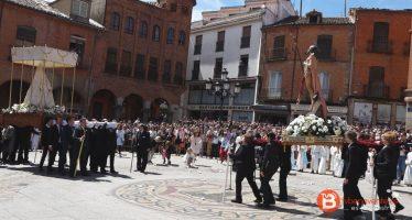 VIDEO: Procesión del Resucitado, Semana Santa Benavente