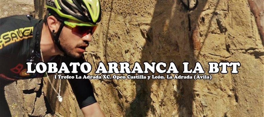 Lobato sexto en la general del Open de Castilla y León. Sexta también Sara Yusto en La Adrada