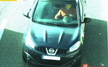 Comienzan a funcionar las cámaras que vigilan el uso del cinturón de seguridad