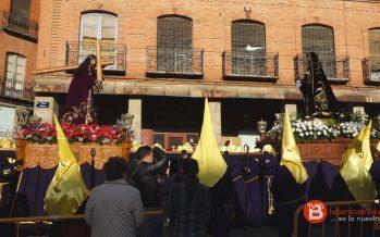VIDEO: Procesión del Encuentro, Semana Santa Benavente