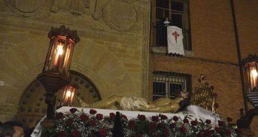 GALERÍA: Procesión de las Tinieblas, Semana Santa Benavente