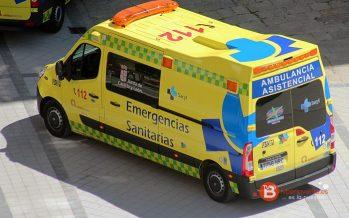 Herido un ciclista al sufrir una caída en Santa Cristina de la Polvorosa