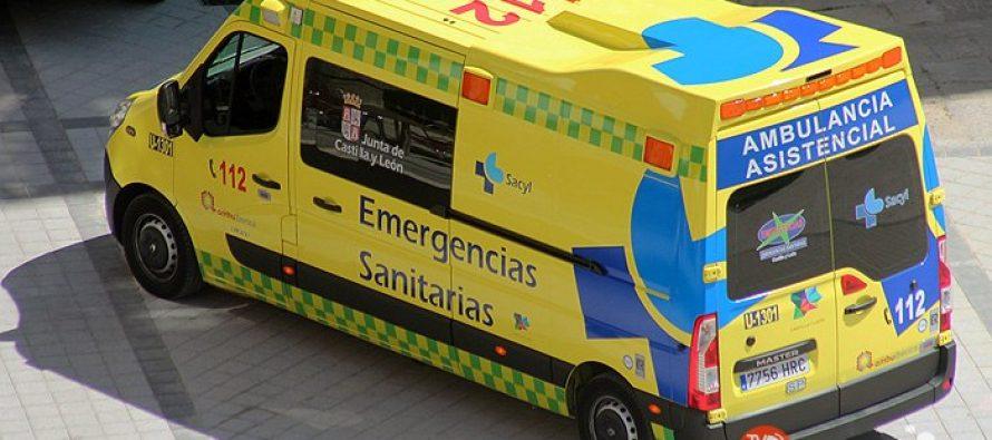 Fallece un motorista de 22 años en un accidente en Ferreras de Arriba