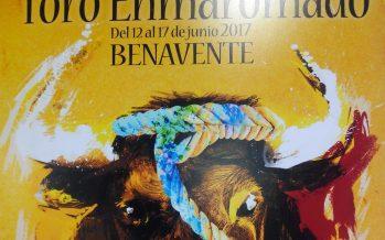 Las Fiestas del Toro Enmaromado 2017 de Benavente ya cuentan con su Cartel Oficial