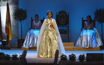 """Ana María Perlines Villar elegida como """"Reina de la Juventud Benaventana 2017"""""""