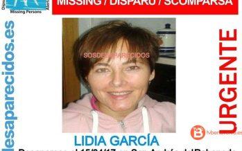 Localizan sana y salva a la mujer desaparecida el sábado