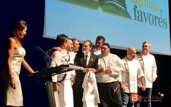 El Ermitaño compartió cocina con otros chefs en la cena benéfica de Antonio Banderas