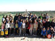 """GALERÍA: Instrumentos musicales y poesía gráfica para los alumnos de """"La Vega"""""""