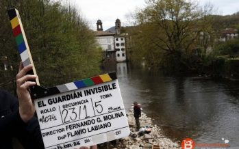 """Una benaventana gana un viaje a los lugares de rodaje de """"El Guardián Invisible"""""""