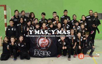 El palmarés del Quesos el Pastor Club Taekwondo Benavente no para de crecer