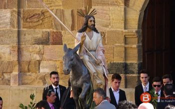 VIDEO: Procesión de las Palmas, Semana Santa 2017 Benavente