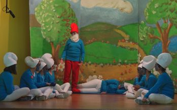 GALERÍA: Primeras actuaciones en las XIX Jornadas Literarias del Colegio Virgen de la Vega