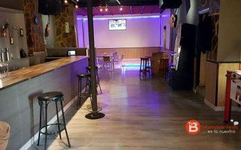 Reabre el bar de Villafáfila que se hundió esta Nochevieja