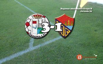 Las decisiones arbitrales marcaron el resultado final del Benavente ante el Zamora B