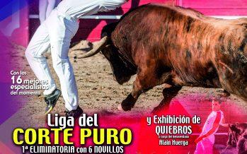 Primera Eliminatoria Liga del Corte Puro el 11 de junio en Benavente