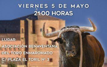 La ABTE lucha por hacer del Toro Enmaromado una Fiesta de Interés Turístico Nacional