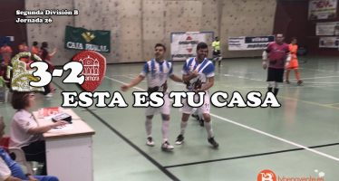 El Vilken Mañanes apea de la Copa del Rey al F.S Zamora en el fin de liga