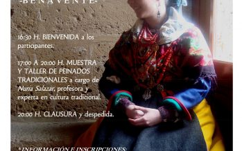 I Jornada de difusión de la indumentaria de los Valles de Benavente