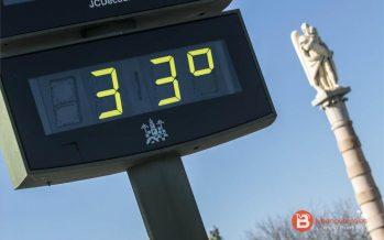 Benavente mañana alcanzará una temperatura de 33 grados