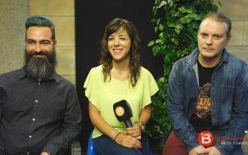 Presentacion Barbero Solidario y Gala por la Fibromialgia de Benavente