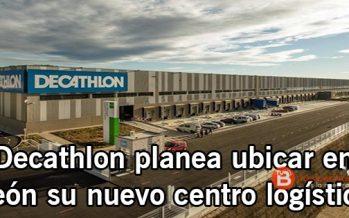 Decathlon traslada su centro de logística y almacén de Navarra a León