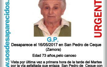 Localizada con vida la mujer desaparecida en San Pedro de Ceque
