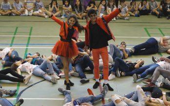 GALERÍA: Fiesta del Colegio Virgen de la Vega dedicada a los 80
