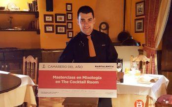 Flavio Mila gana un premio de mixología en la II Semifinal de Camarero del Año