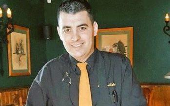 Flavio Mila preparado para la II Semifinal del Concurso Camarero del Año