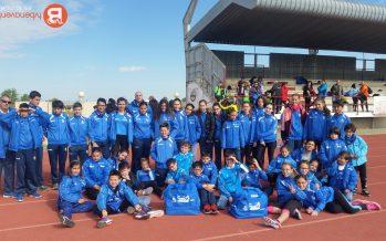 El Benavente Atletismo destaca con pódiums en Faramontanos de Tábara