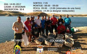 Concurso de Pesca Maratón Alburno por parejas en Milles