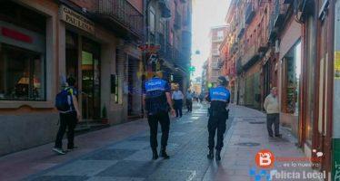 La Policía Local ayuda a un niño de 10 años enfermo de cáncer