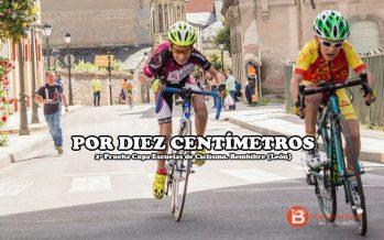 Sergio López segundo y Yaiza Uña y David Puente terceros en Bembibre
