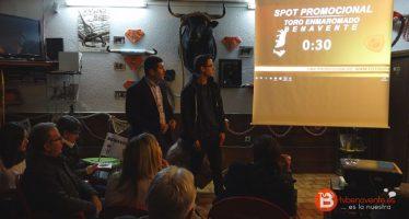 VIDEO: Presentación del Spot Promocional Toro Enmaromado Benavente