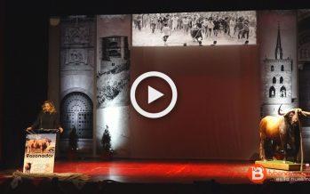 Presentacion de los astados de las Fiestas del Toro Enmaromado 2017