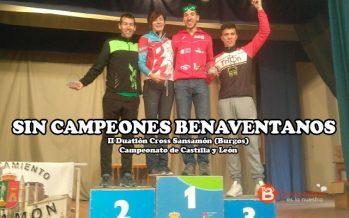 Un octavo puesto de Javi Castro lo mejor del Triatlón Benavente