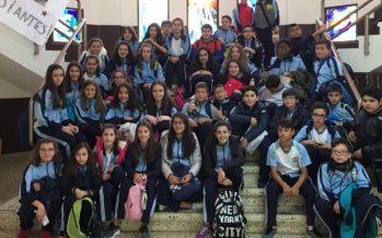 Alumnos del Colegio San Vicente de Paúl visitan la Facultad de Biología