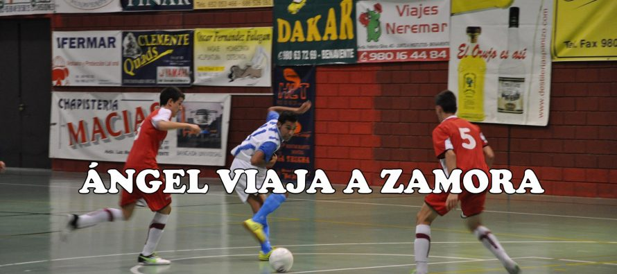Ángel Jiménez firmará en los próximos días con el F.S Zamora
