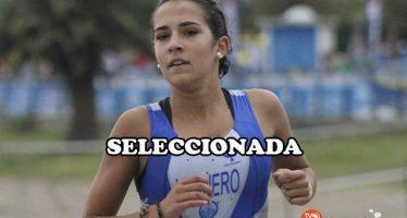 Victoria Vaquero incluida en la Selección de Castilla y León de Triatlón