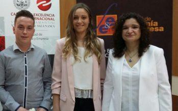 Dos benaventanos entre los diez finalistas en la IX Olimpiada de Economía