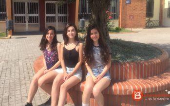 Tres alumnas del IES León Felipe participan en campus científicos