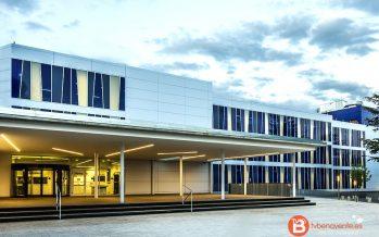 Las obras del Hospital Provincial se encuentran en sus últimos días