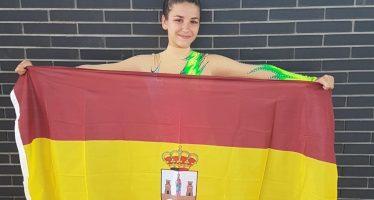 Nerea Marqués consigue la séptima plaza en el Regional de promoción