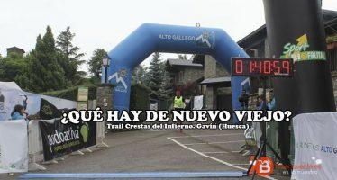 Eduardo Martínez regresa con un segundo en el Trail Crestas del Infierno