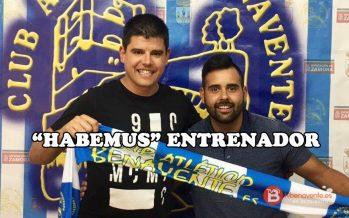 José Manuel Bertolín ya es dueño del banquillo del Atlético Benavente